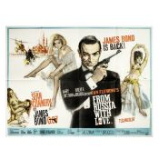 From Russia With Love, Eon Productions/United Artists, 1963,