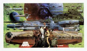 Star Wars, Lucasfilm / Twentieth Century Fox, 1978,
