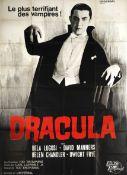 Dracula, Universal International, 1966 (re-release),