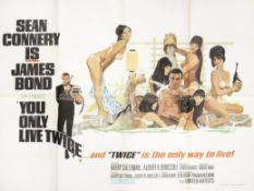 You Only Live Twice, Eon Productions / United Artists, 1967,