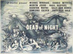 Dead of Night, Ealing Studios, 1945,