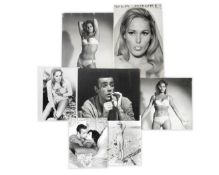 James Bond: A group of publicity stills for Dr No, Eon Productions / United Artists, 1962, 7