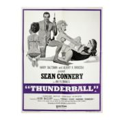 Thunderball, Eon Productions/United Artists, 1965,