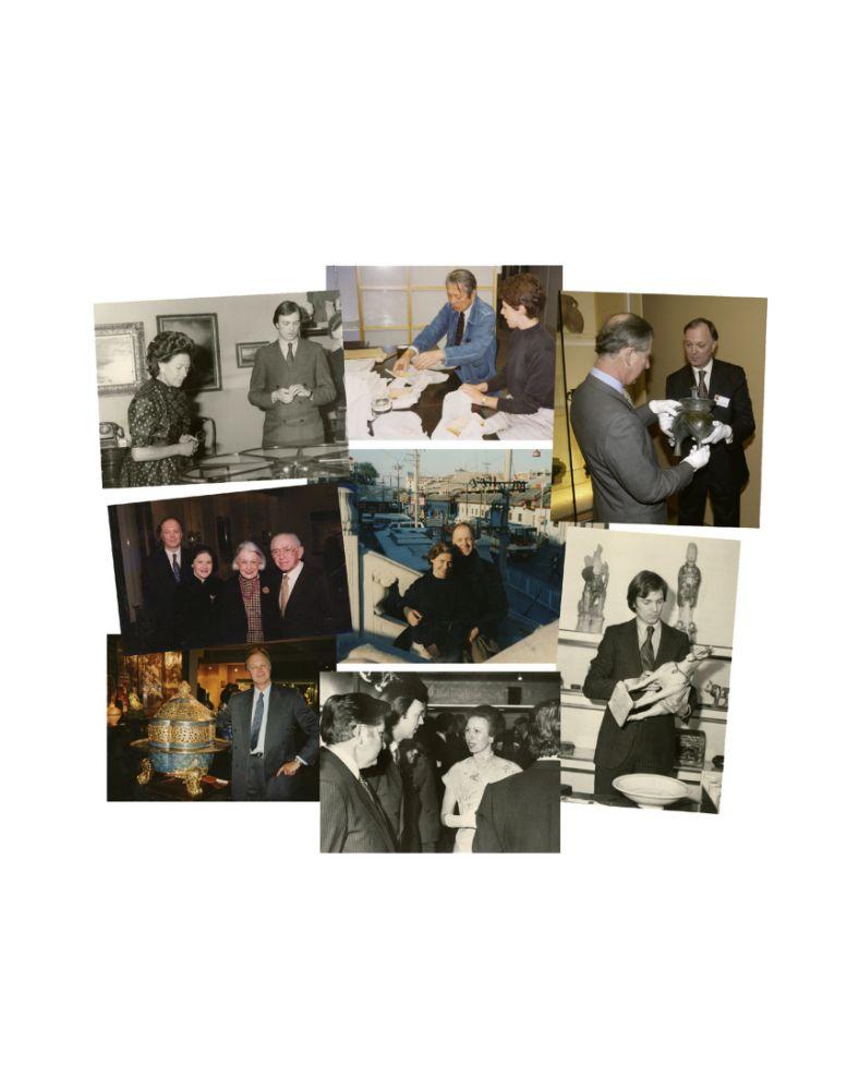 Roger Keverne Ltd: Moving On