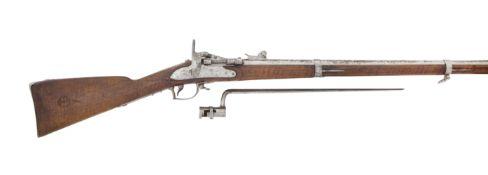 A Dutch 15-Bore Snider Conversion Military Musket (2)
