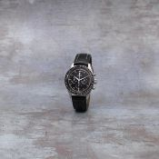 Omega. A stainless steel manual wind chronograph wristwatch Speedmaster, Ref: 2998-6, Circa 1962
