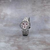 F.P. Journe. A fine aluminium manual wind bracelet watch Centigraphe Souverain Sport, Ref: No.07...