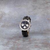 Breitling. A stainless steel automatic calendar chronograph wristwatch Navitimer, Ref: A23322-01...