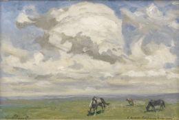 Mikhail Ivanovich Avilov (Russian, 1882-1938) Steppe
