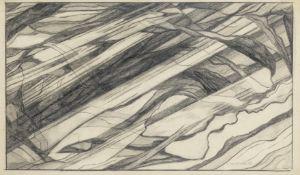 Lidia Masterkova (Russian, 1927-2008) Untitled no. 36
