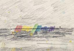 Ivan Chuikov (Russian, born 1935) Seven studies for 'Variants', 1978 each: 8 x 13cm (3 1/8 x 5 1/...