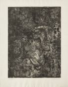 Dmitri Plavinsky (Russian, 1937-2012) A group of three etchings: Size of the largest: 78.5 &#109...