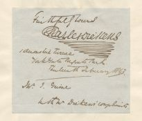 ALBUMS - LITERATURE, ABOLITION, METHODISM & SCIENCE Two nineteenth century albums