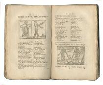 COMENIUS (JOHANNES AMOS) Orbis sensualium pictus... Visible World: Or, a Nomenclature, and Pictur...