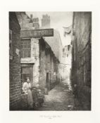 PHOTOGRAPHY - SCOTLAND ANNAN (THOMAS) Glasgow City Improvement Trust. Old Closes and streets of G...