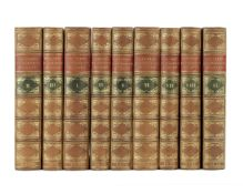 BINDINGS COLLIER (JEREMY) An Ecclesiastical History of Great Britain, Chiefly in England... new e...