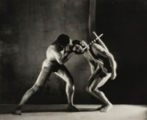 George Platt Lynes (American, 1907-1955) Study from the Ballet 'Orpheus' (Executed c. 1948)