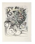 Marc Chagall (1887-1985) Eve Lithograph in colours, 1971, on Arches wove paper, signed and number...