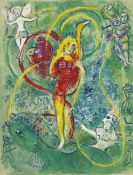 Marc Chagall (1887-1985) Le Cirque The complete portfolio, comprising the set of 38 lithographs (...