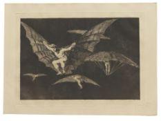 Francisco José de Goya y Lucientes (1746-1828) Los Proverbios The complete set of 18 etching...