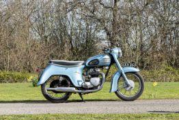 1961 Triumph 349cc 3TA/Twenty One (see text) Frame no. H23588 (see text) Engine no. 3TA H23588