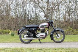 1959 Matchless 250cc G2 Frame no. 5092 Engine no. 59G2 4572