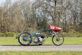 c.1966 Triumph 649cc T110 Sprinter Engine no. T110 54580