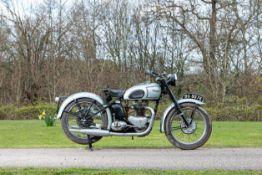 1948 Triumph 498cc Tiger 100 Frame no. T.F.10730 Engine no. 47T10082370