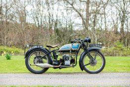 1930 Douglas 348cc A31 Frame no. none visible Engine no. EV 1135