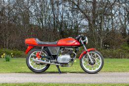 1975 MV Agusta 350 Sport Frame no. MV350BE 2160746 Engine no. 2160812
