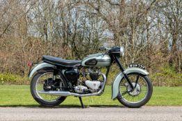 1956 Triumph 649cc Tiger 110 Frame no. 80932 Engine no. T110 80932
