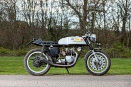 1964 Triumph 500cc T100SS 'Norman Hyde' Café Racer Frame no. H26678 Engine no. T100SS H26678
