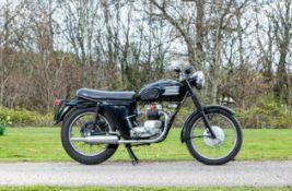 c.1963/1958 Triumph 349cc Tiger 90/Twenty One (See Text) Frame no. H28230 Engine no. 21S H5088