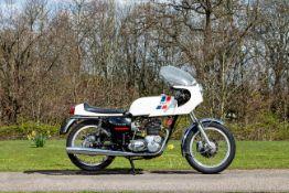 1974 Triumph 750cc T150V Trident Frame no. T150V KJ05849 Engine no. T150V KJ05849