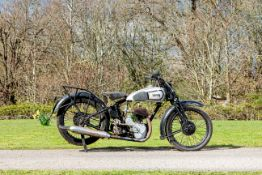 c.1932 Norton 490cc 16H Project Frame no. 46049 Engine no. 52842