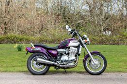 1997 Triumph 885cc Adventurer Frame no. SMTTC399JMT042472 Engine no. J042917