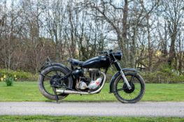 c.1941/1952 Matchless 497cc G3L/G80 Frame no. W41/G3L/F1 Engine no. 52/G80 22239