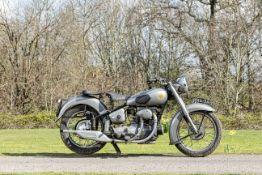 1951 Sunbeam 489cc S8 Frame no. S8-3354 Engine no. S8-5423