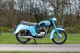 1963 Triumph 349cc 3TA Frame no. H32336 Engine no. 3TA H32336