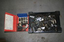 Assorted pedals and pedal components, ((Qty))