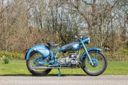 1950 Douglas 348cc MkV Frame no. 9019 (see text) Engine no. 9019/5