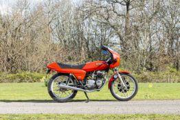 1981 Benelli 250 Quattro Frame no. BH 10164 Engine no. BH 5087