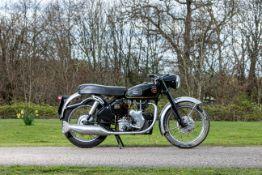1956 Velocette 350cc Viper Frame no. RS8617 Engine no. VR1258