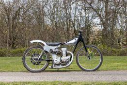 Jawa 498cc DT500 Speedway Motorcycle Frame no. none visible Engine no. 8994