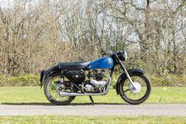 1957 Matchless 498cc G9 Frame no. A53535 Engine no. 57/G9 50339