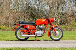 c.1971 Ducati 160cc Monza Junior Frame no. F28778 Engine no. 25999DM160