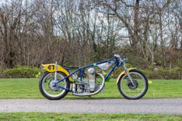 c.1980 Godden GR500 Grass-track Racing Motorcycle Frame no. to be advised Engine no. T.985