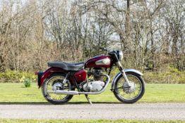 1958 Royal Enfield 248cc Crusader Frame no. 10794 Engine no. 2387 and S 4909