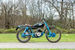 c.1958 Greeves 197cc 20TA Scottish Trials Frame no. 9027/TA Engine no. 071B53965