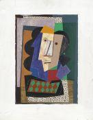 Bryan Ingham (British, 1936-1997) Mediterranean Head (Painted in 1996)